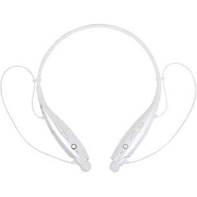 HBS-730 Bluetooth Headset - Retail Packaging - White - OPEN BOX