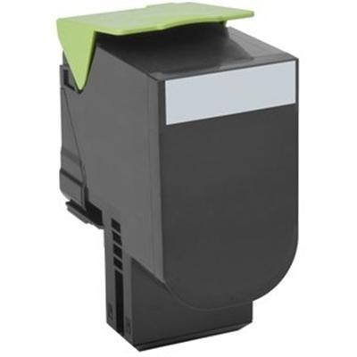 801HK High Yield Return Program Toner Cartridge in Black - 80C1HK0