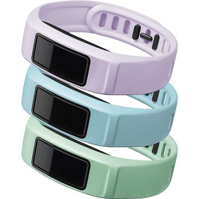 vivofit 2 Wrist Bands (Small) (Mint/Cloud/Lilac)
