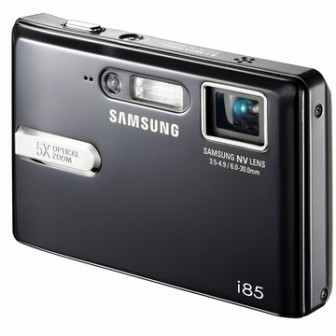 i85 Digital Camera, PMP and MP3 Player (Black)
