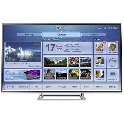 84 Inch 4K Ultra HD Ultra-Slim LED TV 3D ClearScan 240Hz Cloud TV(84L9300)