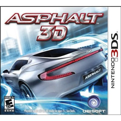 Asphalt 3D for Nintendo 3DS