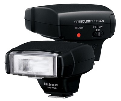 SB-400 AF Speedlight Flash for Nikon Digital SLR Cameras