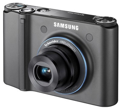 NV24HD 10MP 2.5` LCD Digital Camera (Black)
