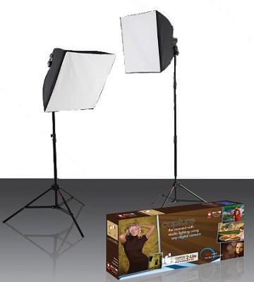 Photo Basics uLite Two Light Kit