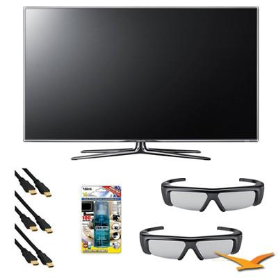 UN46D7000 46 inch 1080p 240hz 3D LED HDTV 3D Kit