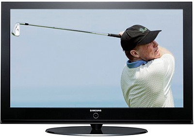 HP-T5064 - 50` High Definition Plasma TV (Refurbished)