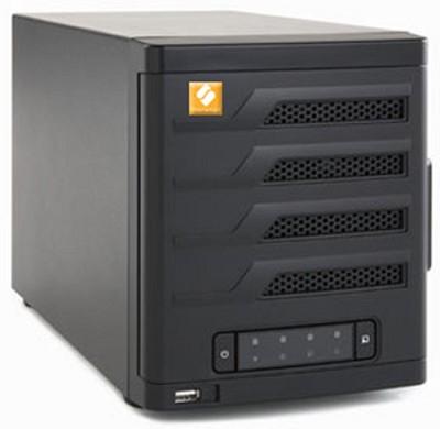 Storango SSTE-2NAS50 Smart Network Attached Storage Appliance Barebones