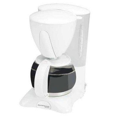 CE23581 4 Cup Coffee Maker Pause and Serve - White - OPEN BOX
