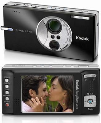 Easyshare V610 dual lens Digital Camera