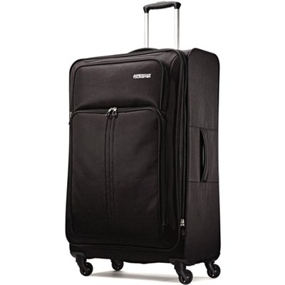 Splash Spin LTE 28` Black Spinner Luggage