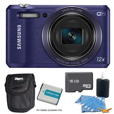 WB35F Smart Digital Camera Purple Kit
