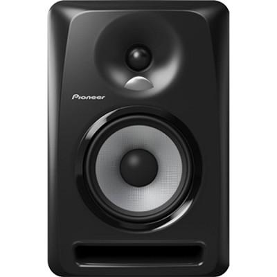 Black Pioneer S-DJ50X 5` Active DJ Speaker Reference Monitor