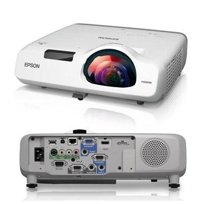 PowerLite 530 3200 Lumens XGA 3LCD Projector - V11H673020