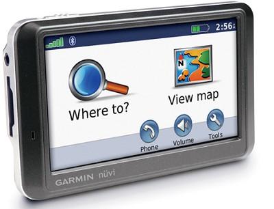 Nuvi 760 GPS Navigator & Personal Travel Assistant (Refurbished)