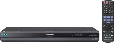 DMP-BD65 Blu-Ray Disc Player (Black)