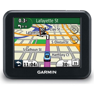 nuvi 30 US and Canada 3.5` GPS Navigation System