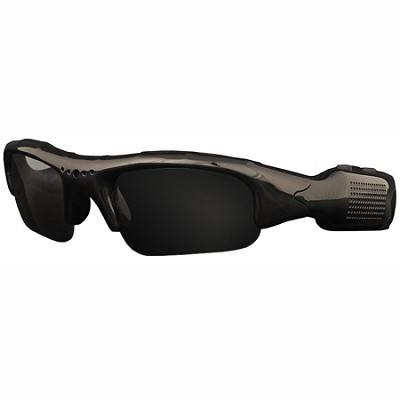 LTD 604FC BIOS Eyewear Outdoor Action Camera 1.0 with 1 x Optical Zoom and LCD