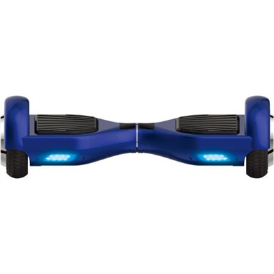 Balancing Horizontal Electric Scooter with Front LED Lights  (Blue)