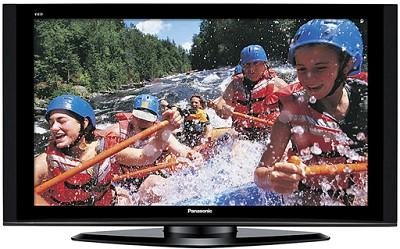 TH-50PZ77U - 50` High-definition 1080p Plasma TV