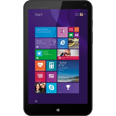 Stream 8 32GB Windows 8.1 LTE Tablet One Year Free Office 365 Personal