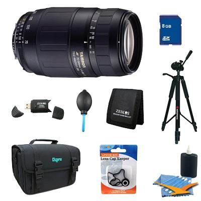 75-300mm F/4-5.6 LD Lens Pro Kit For Canon EOS