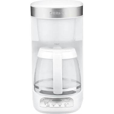 Flavor Brew Coffeemaker (White)
