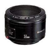 EF 50mm F/1.8 II Standard Auto Focus Lens (imported)