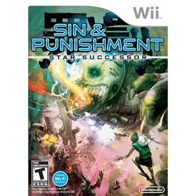 Wii Sin and Punishment: Star Successor  RVLPR2VE