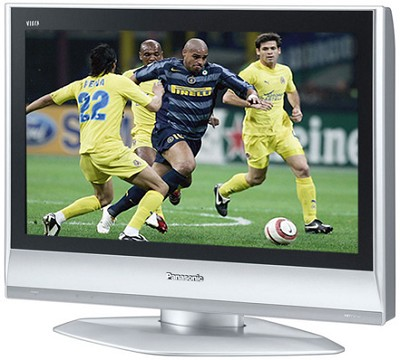 TC-32LX60 Widescreen 32` LCD high definition TV w/ HDMI Interface