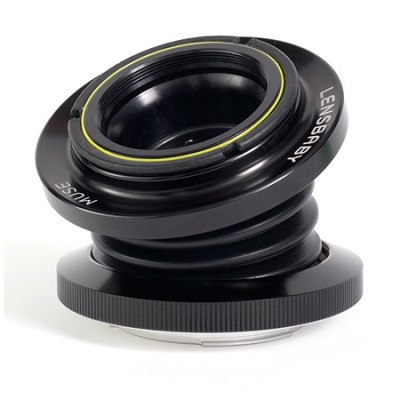 The Muse Double Glass for Canon EF mount Digital SLR Cameras