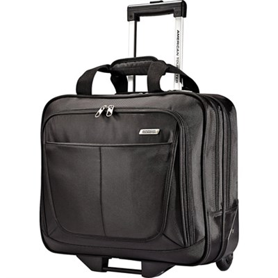 15.6` Wheeled Mobile Office Computer Bag