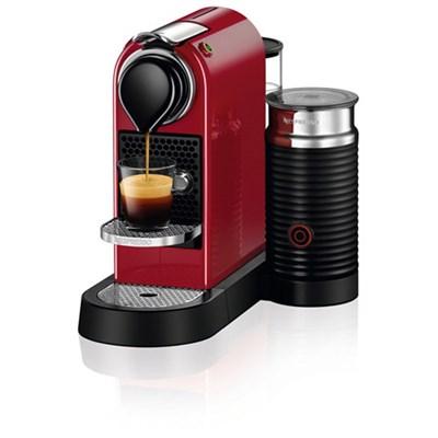 CitiZ & Milk Espresso Maker (Cherry Red)