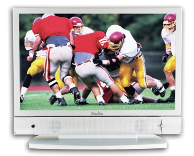 LM-3010 30-inch TFT-LCD TV/Monitor w/Memory Card Slots