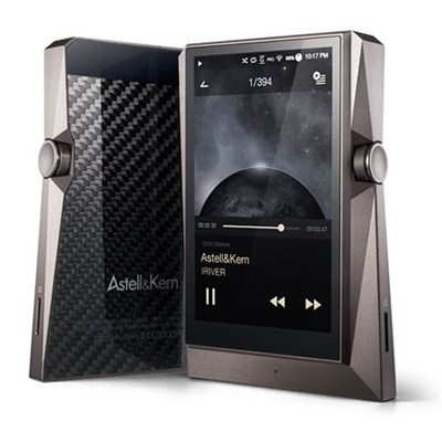 AK380 Hi-res Portable Audio Player