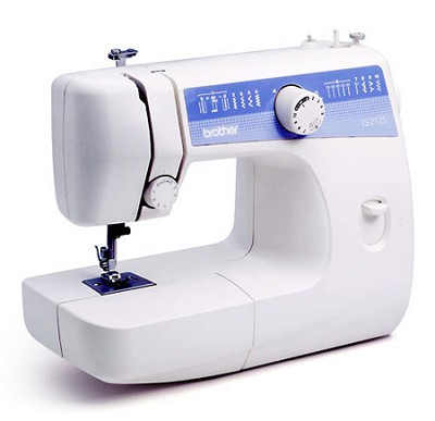 Sewing Machine 10 Built-in-Stitches