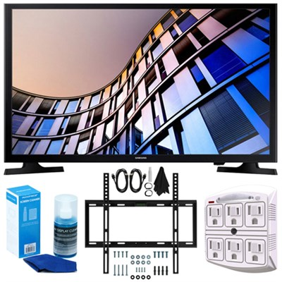 23.6` 720p Smart LED TV (2017 Model) + Wall Mount Bundle
