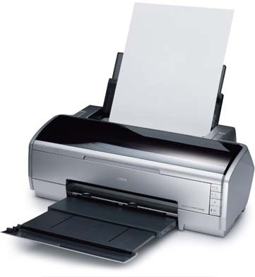 Stylus R2400 Photo Printer