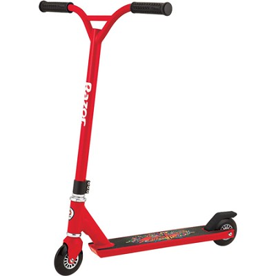 Pro Beast Sport Scooter, Red