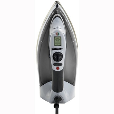 Affinity Steam+Pro LCD Iron (Classic Grey) - FAFI16D7MA