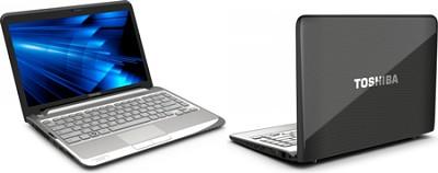 Satellite T235D-S1345 TruBrite 13.3-Inch Ultrathin Laptop (Black)
