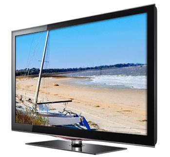 LN40C650 - 40` 1080p 120Hz LCD HDTV - OPEN BOX