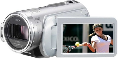 HDC-SD1 - 3CCDHigh-definition SDCamcorder w/ OIS/12x Optical Zoom - REFURBISHED