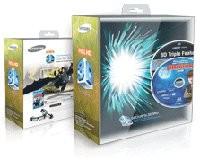 SSG-P2100X/ZA (IMAX/Dragon/Glasses) 3D Starter Kit