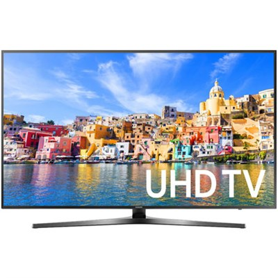 UN55KU7000 - 55-Inch 4K UHD HDR Smart LED TV - KU7000 7-Series