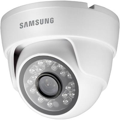 SDC-7310DC Indoor 720TVL White Dome Camera