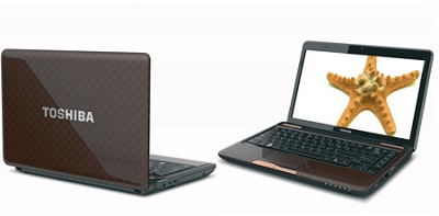 Satellite L735-S3210BN 13.3 Inch Matrix Brown Notebook Intel Pentium B940