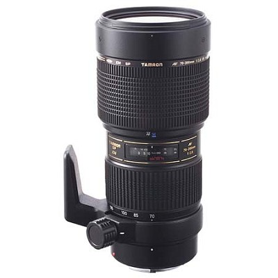 SP AF70-200mm F/2.8 Di LD [IF] Macro For Nikon USA Warranty