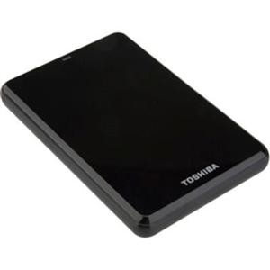 Canvio Basics E05A100BBU2XK 1 TB External Hard Drive - Black - OPEN BOX