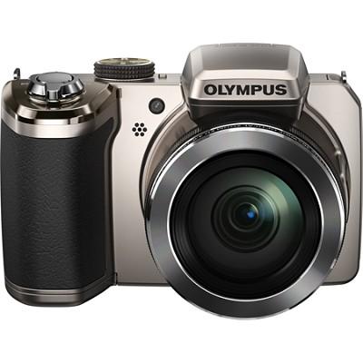SP-820UZ 14 Megapixel 40x Zoom Digital Camera (Silver)